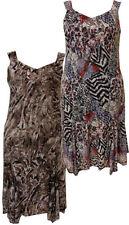Unbranded Nylon Full Length Dresses for Women