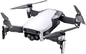 DJI Mavic Air Quadcopter ARCTIC WHITE- USED Great Condition