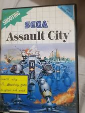 assault city sega master system
