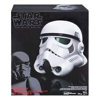 Star Wars Rogue One Black Series Stormtrooper Voice Changer Helmet