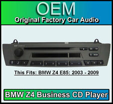 BMW Z4 LETTORE CD, BMW Business autoradio, BMW E85 RADIO GRUPPO