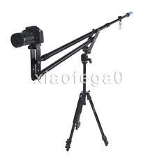 Portable DSLR Mini Jib Video Camera DV Crane Jibs Rocker Arm Extention Up to 6kg