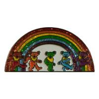 Grateful Dead - Rainbow Bears Enamel Pin