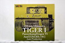 MFH Model Factory Hiro MK002 1/35 Pz.Kpfw.VI TIGER I Ausf.E Late Production
