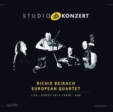 RICHIE BEIRACH EUROPEAN QUARTET - Studio Konzert (180g)    LP