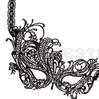 Sexy Stunning Venetian Masquerade Eye Mask Ball Party Lace Fancy Dress Christmas