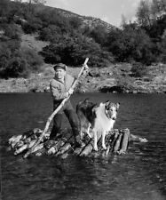 JON PROVOST UNSIGNED PHOTO - 5809 - LASSIE