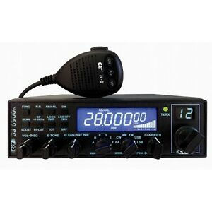 CB SSB HAM RADIO CRT SUPERSTAR SS6900N 10 11m AM FM LSB USB CW LATEST VERSION 6
