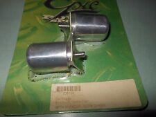 NEW Epic Power Sports 1998-06 Yamaha R1 Bar Sliders Chromed Bottle Cap # 208536