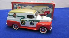 CLEAN 1998 Used Limited Edition 7 Eleven 1948 Ford Panel Van Die Cast 2nd in BOX