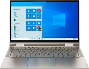 """Lenovo Yoga C740 14"""" Touch i7 4.9GHz 1TB SSD 16GB Laptop 2-in-1 WIN 10 PRO 7i"""