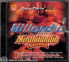 HITLANDIA La Compilation Di MIRABILANDIA Ravenna 2CD hit landia