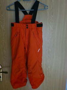Ski Hose Gr. 98-104 orange wed´ze *guter Zustand*