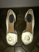 CHANEL SHOES SIZE 36.5