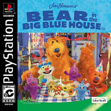 Bear in Big Blue House PS New Playstation