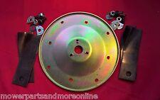 Honda 21 In Combo Lawn Mower Blades & Disc, 72612-VB4-000, Buffalo HRU216 HRU217