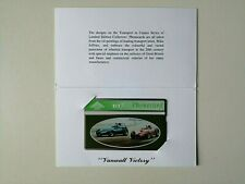 Limited Edition Transport In Cameo Racing Cars (Mike Jeffries) With A Folder !