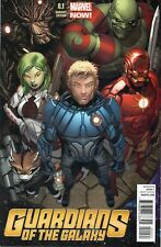 GUARDIANS of the GALAXY # 0.1 Ed McGUINNESS 1:50 VARIANT 2013 Marvel Now!
