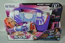 Hasbro® Nerf Rebelle Secret Shot Purse - Secrets & Spies - Purple - New