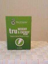 Truvision health GEN2 + truweight & energy 30 day supply green pills only