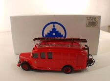 Tek-hoby th5322 truck feuerwehr fire saurer 3ct1d zurich 1/43 new box