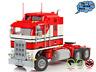 1978er Kenworth Truck - PDF-Bauanleitung- Kompatibel zu LEGO