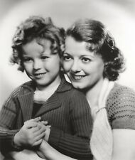 SHIRLEY TEMPLE JANET GAYNOR 8x10 CHANGE OF HEART PHOTO