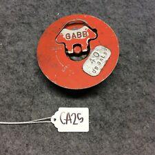 Gabb 38040-1 Fuel Cap Assy