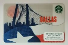 Starbucks Card #6109 - Dallas 2015