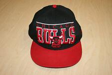 Chicago Bulls NBA Basketball Black Snapback Baseball Cap Hat - New Era 9Fifty