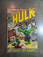 Incredible Hulk (1972) #150  VG Marvel Comics