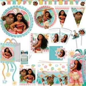 Vaiana Festa di Compleanno Bambino Bambini Set Decorazione Set Party