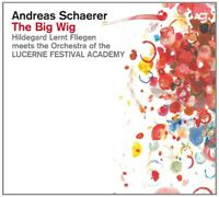 ANDREAS SCHAERER - THE BIG WIG   CD+DVD NEW