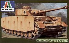 ITALERI 1/72 Panzer Iv #7007