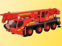 Viessmann 1141 Spur H0 Feuerwehr Kranwagen mit 3 Blaulichtern #NEU OVP#