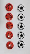 Fridge Magnets Football Basketball Office Whiteboard Kitchen Memo Holder Gift UK