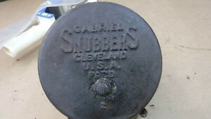 Model T Ford Factory Accessory 1926-1927 Gabriel Snubbers MT-6466