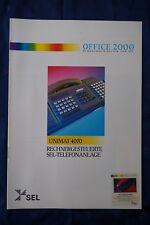 Sel Unimat 4070 Office 2000
