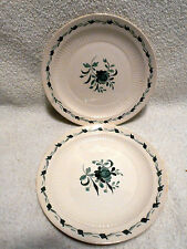 VTG Adams China English Ironstone Microtex Lincoln Pattern 2 Salad Plate