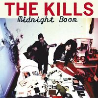 The Kills - Midnight Boom [New Vinyl LP]