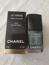Chanel Le Vernis Nail Colour 513 Black Pearl new in box