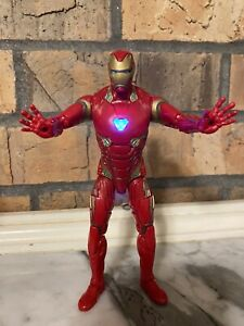 Marvel Legends First 10 Years 3 Pack IRON MAN ONLY Infinity War Light Up