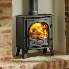 ex display but not lit Stovax Stockton 5 Multi Fuel Wood Burning Stove