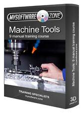 Máquinas herramientas de Carpintería Carpintero sierra estrepitosa para Torno Fresado curso de formación Programa