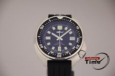 Japan Tuna Diver Automatic wris watch MarineMaster Mens Turtle 6105-8110 Sharkey