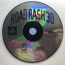 Road Rash 3D - PS1 - DISC ONLY - Tested - Game Only - Sony PlayStation 1