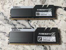 G. SKILL Trident Z RGB 32GB(2x16gb) DDR4 3200 MHz