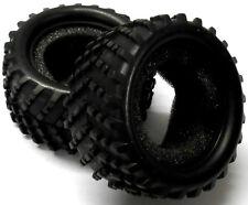 86016 Rubber Tyres x 2 1/16 HSP Hi Speed Parts