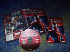 Ultimate Spiderman komplett Deutsch PC Marvel kpl. mit Handbuch