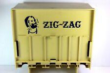 Vintage 1960's ZIG ZAG Tobacco Papers Dispenser Plastic Store Display